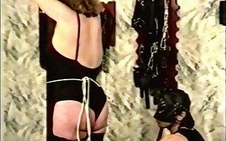 Amazing homemade BDSM, Big Tits xxx video