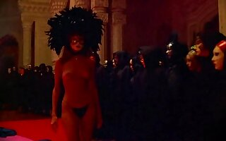Eyes Wide Shut Ritual Orgy (IAO Edit by BaphometoAo)