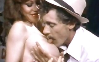 John Holmes and the All Star Sex Queens