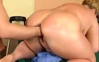 Exotic Big Natural Tits, Fisting xxx movie