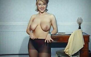 TRAIN - petite busty big tits strip dance tease