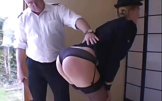 Law & Order Bent Over